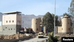 اقامتگاه رییس جمهوری یمن