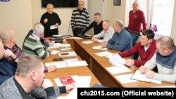 В штаб-квартире КФС прошел обучающий семинар для инспекторов матчей