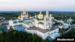 Свято-Успенська Почаївська лавра – православний чоловічий монастир у Почаєві, Кременецький район, Тернопільська область