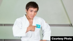 Азия ойындарының чемпионы, қазақстандық дзюдошы Елдос Сметов.