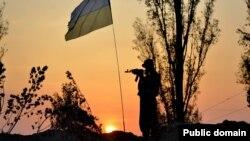 Українські військові, архівне фото