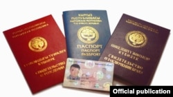 Kyrgyzstan-Kyrgyz Passport, 1Feb2015