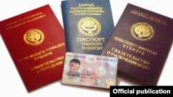 Кыргызстандын мамлекеттик маанилүү документтери