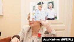 Azerbaijan -- Leyla Yunus, Baku, 22May2013