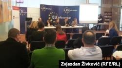Sa predstavljanja izveštaja Poljskog instituta za međunarodne odnose