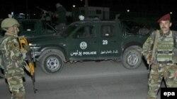آرشیف، نیروهای پولیس در ولایت هرات
