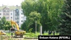 Sporni park u Banja Luci