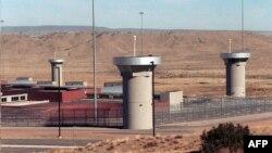 Федеральная тюрьма в США. Иллюстративное фото.