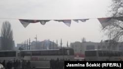 Blokada puteva na severu Kosova
