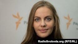 Олена Сотник, народний депутат України від «Самопомочі»