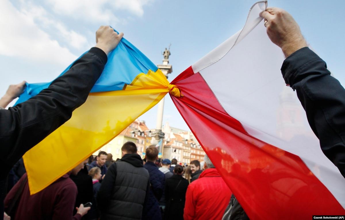 Начался сбор подписей под петицией об открытии генконсульства Украины в Познани