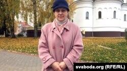 Тацяна Малашчанка, маці Ясі