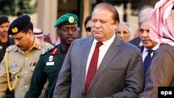 د پاکستان وزير اعظم نواز شريف