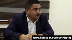 Андижон шаҳар собиқ ҳокими Дилмурод Раҳматуллаев