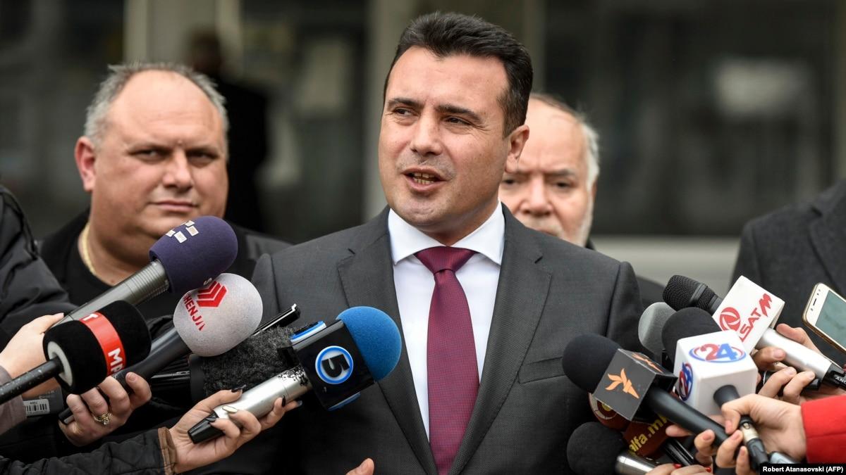 Zaev optimist për zgjidhjen e kontestit me Greqinë