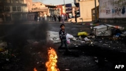 شهر «جزیره» ترکیه پس از یکی از تظاهراتهای ضد دولتی