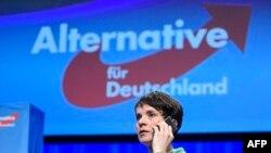 فراوکه پتری رهبر حزب آلترناتیو برای آلمان