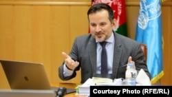 Ajmal Ahmadi (file photo)