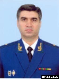 Ҳабибулло Воҳидов - додситони нави Суғд