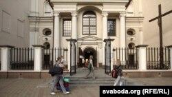 Пілігрымка ў Будслаў