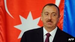 President of Azerbaijan Ilham Aliyev