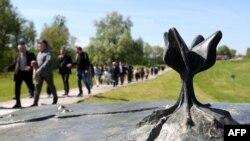 Komemoracija u travnju održava se na spomen najmanje 83.000 žrtve ustaškog logora Jasenovac