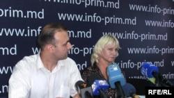 Ion Manole (Promo Lex) și Zinainda Ciuhnenco