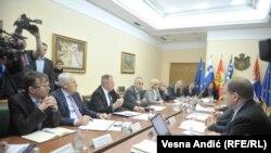 Sastanak ministara Slovenije, BiH, Crne Gore i Srbije u Beogradu zbog situacije u Agrokoru