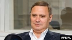 Лидер Народно-демократического союза Михаил Касьянов