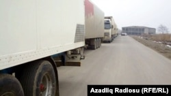 گمرگ ایران در مرز جمهوری آذربایجان