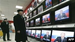 Бар экраннарда да Путин, 29.11.2007