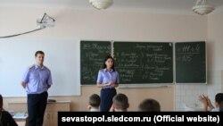 «Профилактическая беседа» об экстремизме в севастопольской школе № 47