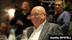 Владимир Познер, российский журналист.