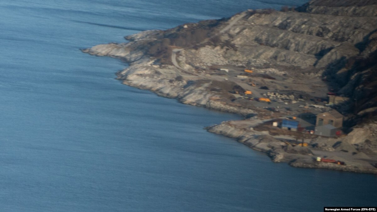 В норвежских водах остановили поиск 2 пропавших болгарских моряков с корабля, на котором был украинец