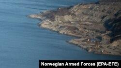 Місто Буде в Норвегії, за 400 кілометрів від якого стався інцидент