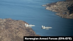 Rescuers had been searching in Norwegian waters some 400 kilometers off the town of Bodo. (illustrative photo)