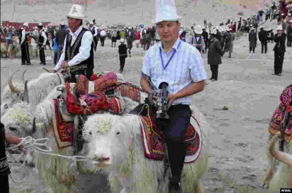 Хан-Манас в Китае #15