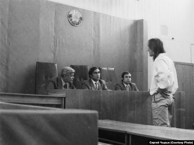 Судья Владимир Чамруков