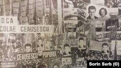 Cultul personalității lui N. Ceaușescu, imagine de arhivă