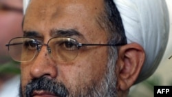"Iranian intelligence minister Heydar Moslehi has accused the U.S. of falsely reporting bin Laden death to divert attention from its ""fragile"""