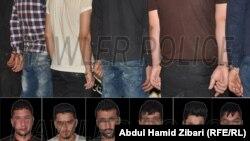 اربيل: اعتقال افراد عصابة تدعي انها من قوات الاسايش