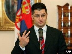 Vuk Jeremić, ministar spoljnih poslova Srbije