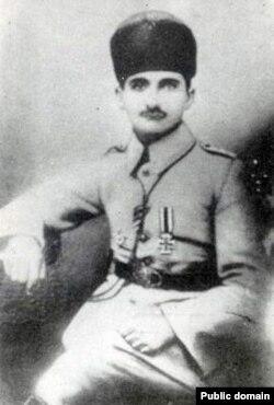 Капитан Османской армии Саргис Торосян