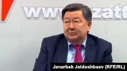 Жанторо Сатыбалдиев.