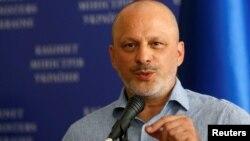 Голова правління Національної суспільної телерадіокомпанії України Зураб Аласанія