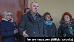 И. о. администрации Феодосии Сергей Бовтуненко