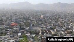 Кабул қаласы. Көрнекі сурет.