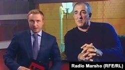 Оьрсийчоь - НТВ-телевизионо гайтира Норвегера ведда юхавеъна полицин полковник Устраханов Руслан.