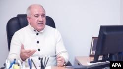 Машаллах Ахмедов