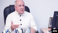 Maşallah Əhmədov
